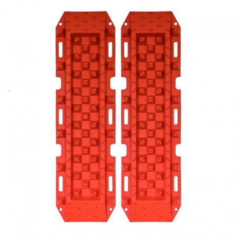 Planchas de desatasco para 4x4 y todoterrenos