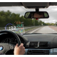 HUD Sistema Head Up Display de proyección de datos en parabrisas
