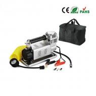 Compresor portátil de aire 12V y caudal de 160l/min