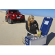 Nevera portátil ARB con congelador para camping